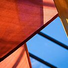 Sunshade Abstract by SteveHphotos