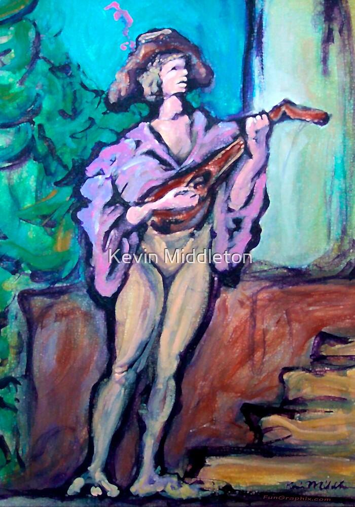 Troubador by Kevin Middleton