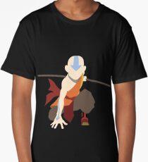 Aang - The Last Airbender  Long T-Shirt