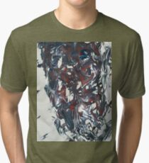 The Face of Evil Tri-blend T-Shirt