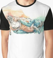Footsies Graphic T-Shirt