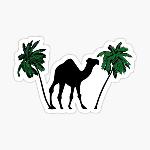 The Sahara Sticker