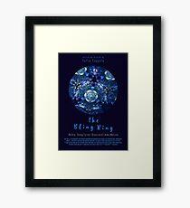 The Bling Ring Framed Print