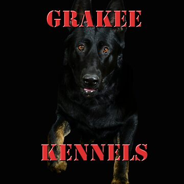 Grakee Kennels  by kezzamccwill