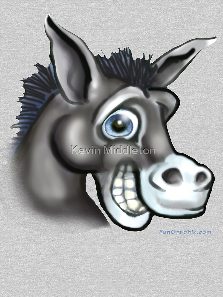Donkey by kevinmiddleton