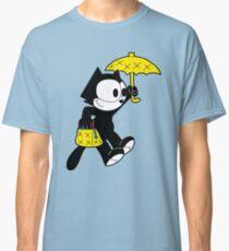 The Magical Black Cat  Classic T-Shirt