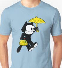 The Magical Black Cat  Unisex T-Shirt