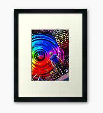 COLDPALY Framed Print