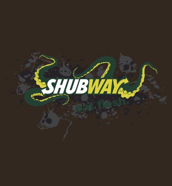 Shubway eat flesh by zTDGz