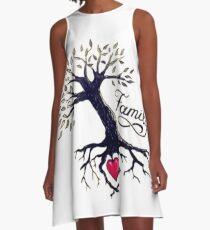 Homegrown  A-Line Dress
