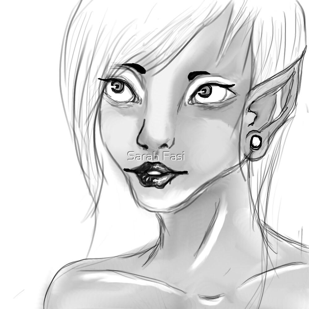 Lady Elf by Sarah Fasi