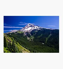 Mt Hood from Bald Mountain  Photographic Print