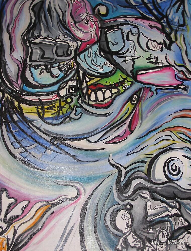 Acid Flashback by Hayley Walker