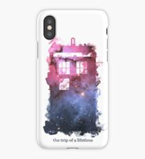 Trip of a Lifetime iPhone Case/Skin