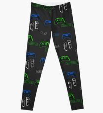 Console Wars Leggings