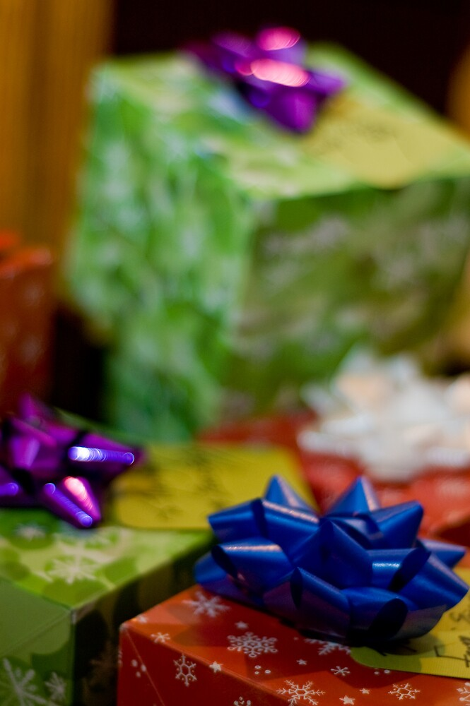 Christmas Presents by Eric Dush