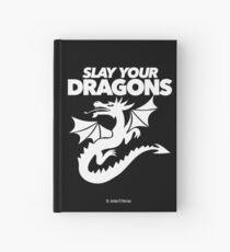 Cuaderno de tapa dura Mata a tus dragones (2)