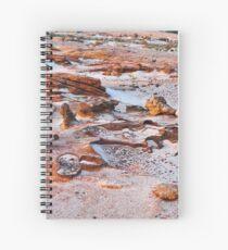 Land Meets Sea Spiral Notebook