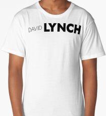 david lyncd Long T-Shirt