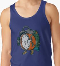 Time Traveller Tank Top