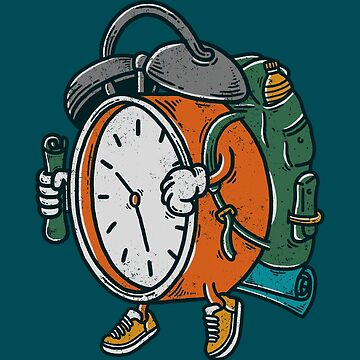 Time Traveller by merupa