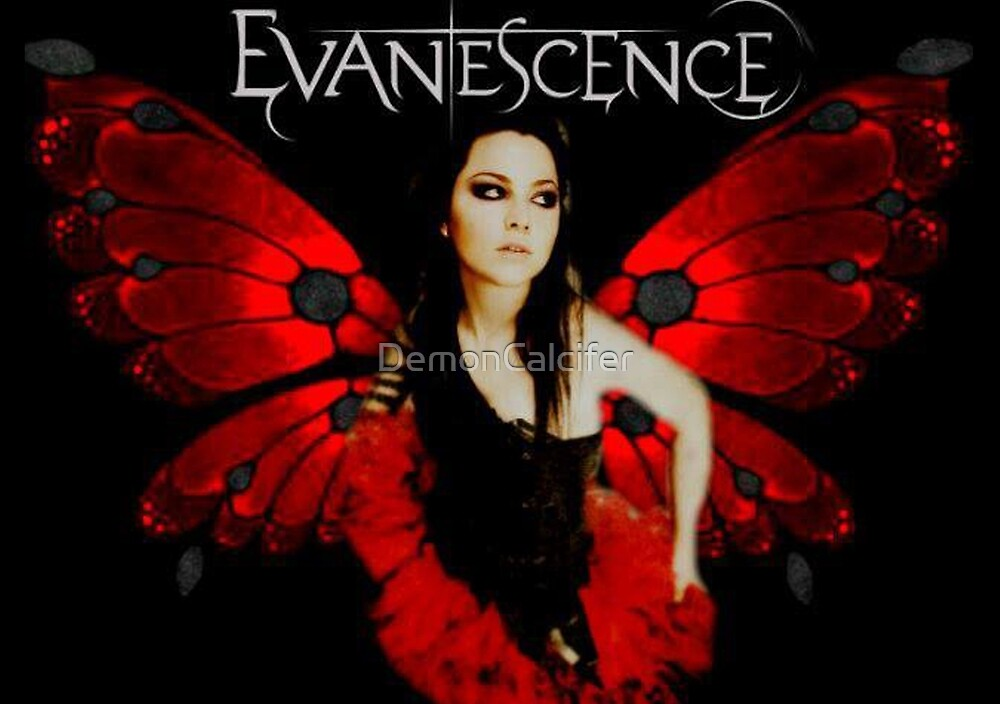 Evanescence by DemonCalcifer