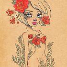 Beautiful Garden by LeaBarozzi