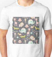 Safari Animals Unisex T-Shirt
