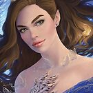 Feyre by Anna Shoemaker