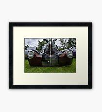 Chrysler Curves Framed Print