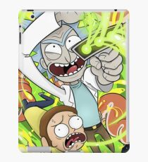 Rick & Morty Series iPad Case/Skin