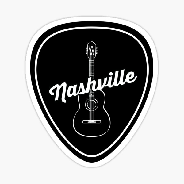 Music City - Nashville Sticker
