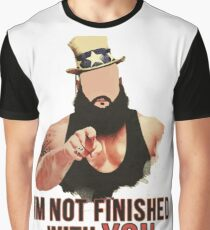 IM NOT FINISHED WITH YOU STROWMAN!  Graphic T-Shirt