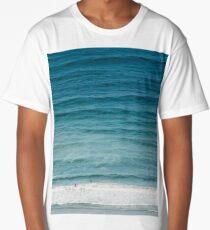 Ocean Rhythm Long T-Shirt