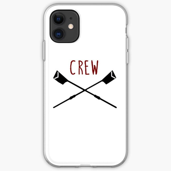 Women's Rowing Crew iPhone Soft Case