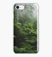 Lush moody rainforest iPhone Case/Skin