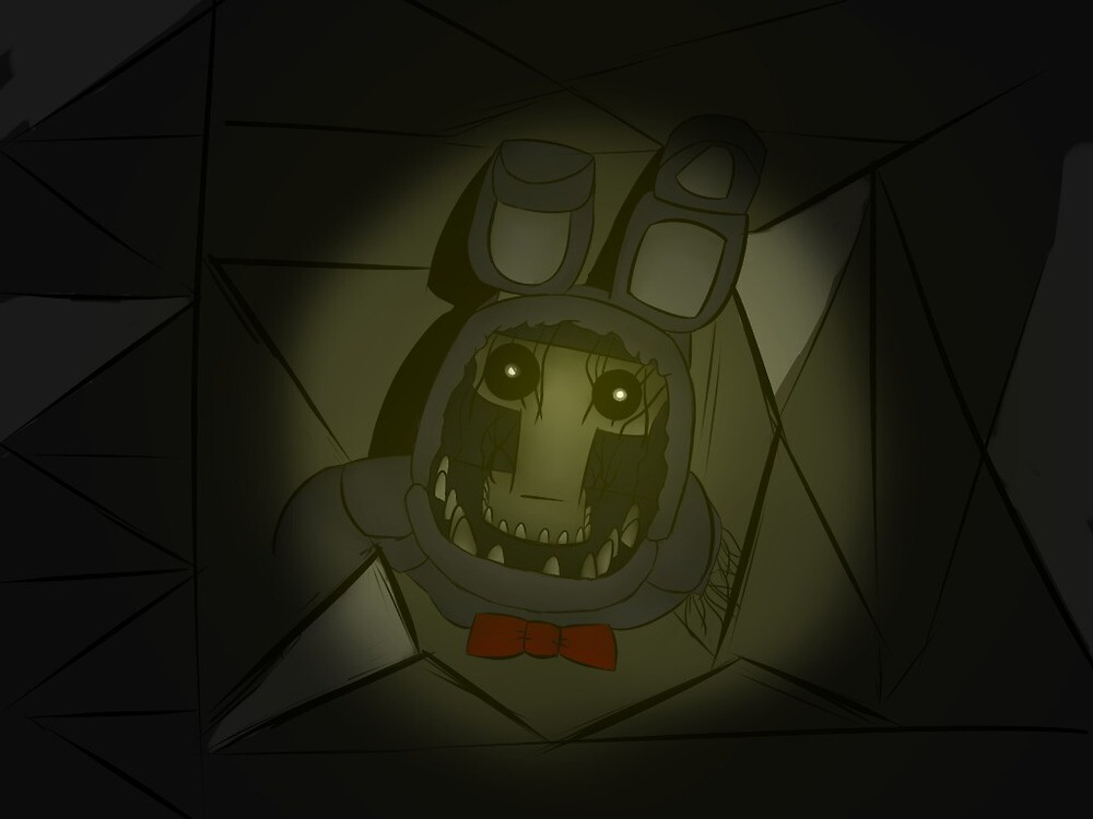 Old Bonnie In The Vent by ponypieswag