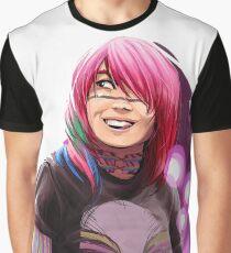 "Asuka ""The Future"" Graphic T-Shirt"