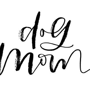 Perro mamá de stemandflourish