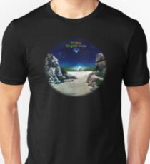 Yes - Tales From Topographic Oceans Slim Fit T-Shirt