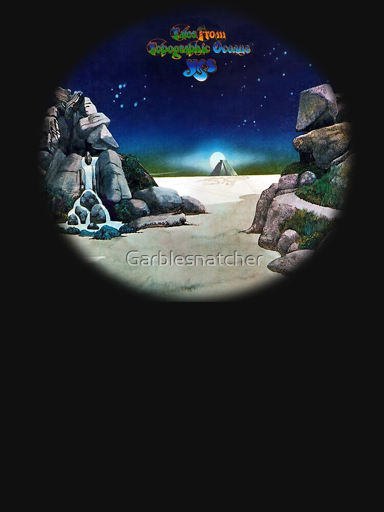 Yes - Tales From Topographic Oceans | Unisex T-Shirt