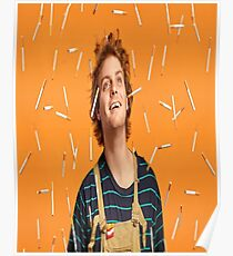 Mac Demarco Cigarettes  Poster