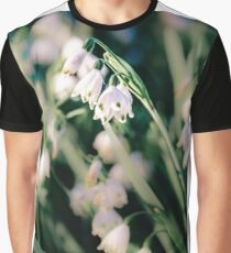 Floral 19 Graphic T-Shirt