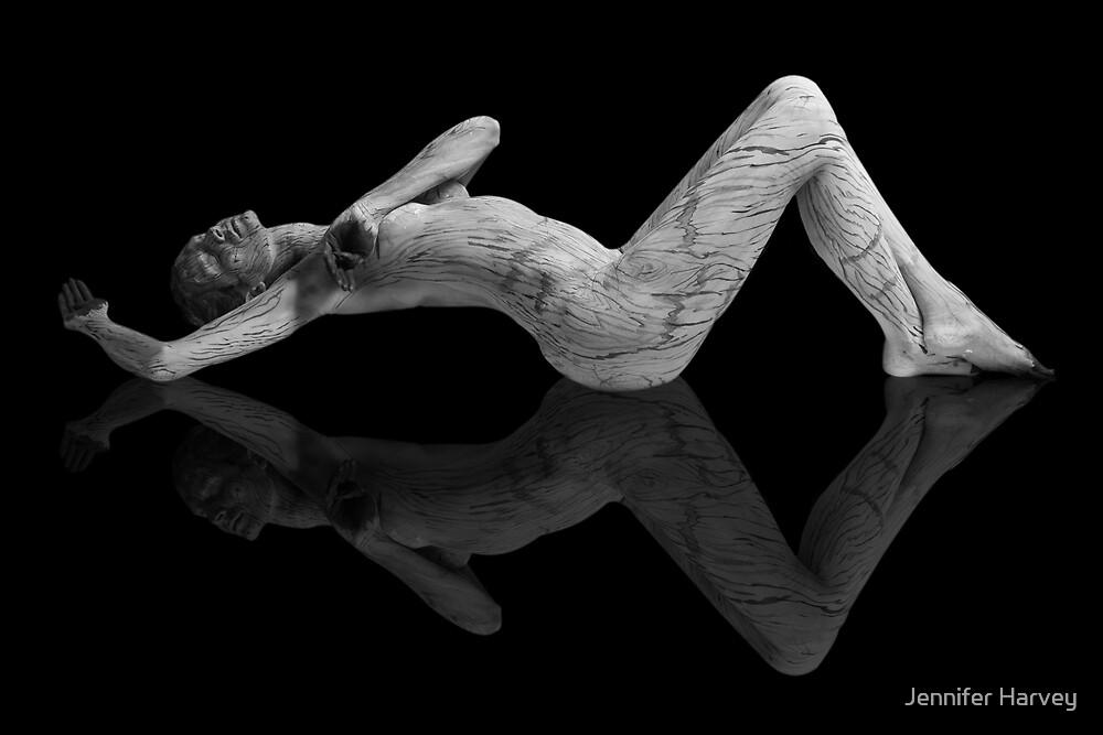 Drift Wood by Jennifer Harvey