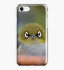 Silver-i-Phone Case - Silver-Eye - NZ iPhone Case/Skin