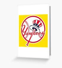 Yankees 2017 Greeting Card