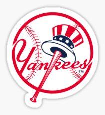 Yankees 2017 Sticker