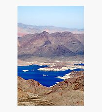 Lake Mead Photographic Print