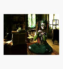The Toy Maker Photographic Print