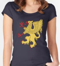 Yellow Griffin Women's Fitted Scoop T-Shirt